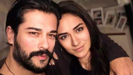 Burak Özçivit kız kardeşi ile fotoğrafını paylaştı