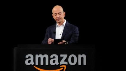 Dünyanın en zengin adamı Amazon'un kurucusu boşanıyor