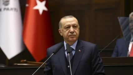 Erdoğan'dan ABD'ye rest!