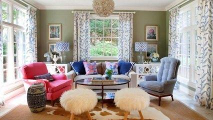 Ev dekorasyonunda tamamlayıcı aksesuarlar
