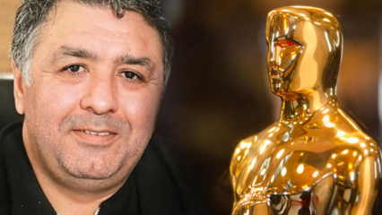 Mustafa Uslu'dan şaşırtan Oscar açıklaması!