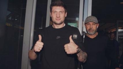 Seleznov'un yeni takımı resmen açıklandı!