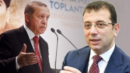 Tarih belli oldu! Erdoğan İmamoğlu ile görüşecek
