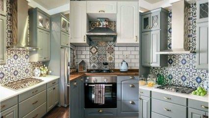 Yeni sezon mutfak dekorasyonu