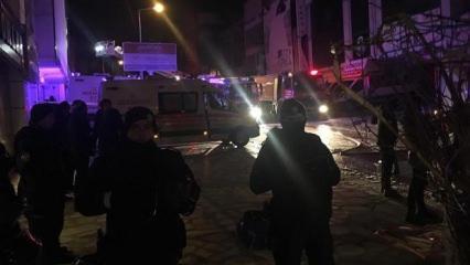 Ankara Siteler'de yangın! Ölü ve yaralılar var!