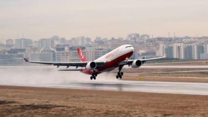 Atlasglobal filosuna Airbus A330 katıldı