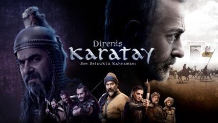 Direniş Karatay efsane konusu & başarılı - yetenekli oyuncu kadrosu...
