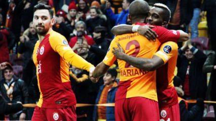 Galatasaray ikinci yarıya 'çok farklı' başladı!