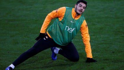 Galatasaray, Ozan Kabak'ı KAP'a bildirdi