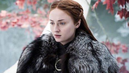Game of Thrones Sansas'ı: Dizi boyunca saçlarımı yıkatmadılar!
