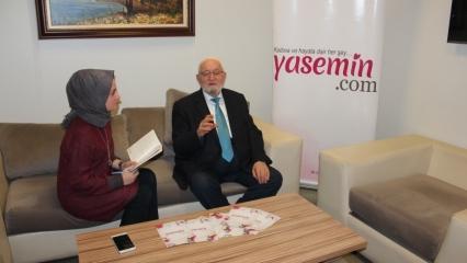 Necmettin Nursaçan 'Kadınların merak ettikleri soruları' cevapladı