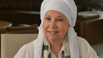 Usta sanatçı Bedia Akartürk hastaneye kaldırıldı