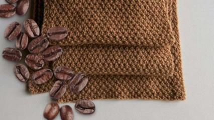 Çatlak kahve örgüsü nasıl yapılır?