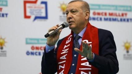 Erdoğan duyurdu: Bugün yine bir yanlış yapmak istediler ama...