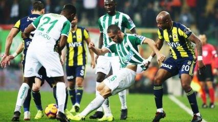 Fenerbahçe'ye Bursa'da son dakika şoku!