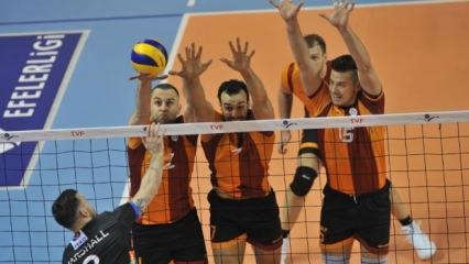 Galatasaray set vermedi
