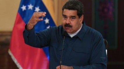 Maduro'dan ABD kararı! Hepsini kapatıyor!