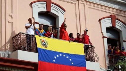 Maduro'dan Trump'a karşı hamle!