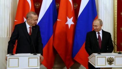 Putin ve Erdoğan: Hiç beklemiyorduk, şaşırdık!