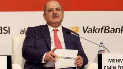 VakıfBank: 1 yıl faiz almayalım