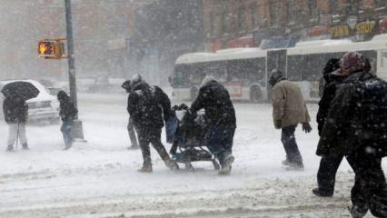 Meteoroloji uyardı: Kış geri döndü!