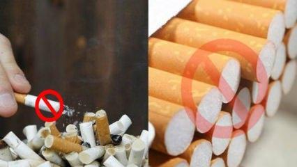 Rüyada sigara görmek nasıl yorumlanır? Rüyada sigara görmenin tabiri!