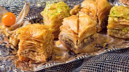 Tasty'nin baklava tarifi Türkleri çıldırttı