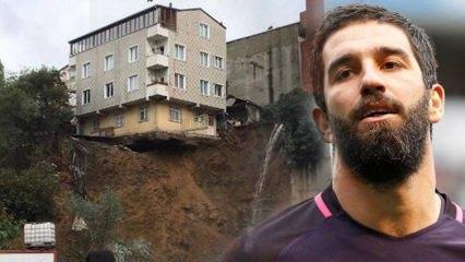 Ünlü futbolcu Arda Turan'a soruşturma!