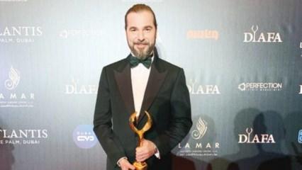 Ortadoğu'nun en prestijli ödülünü Engin Altan Düzyatan aldı!