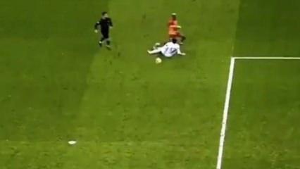 Dev maçta tartışmalı anlar! 'Diagne atılmalıydı'