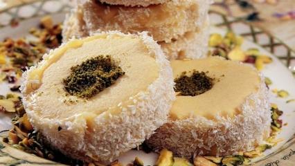 Yüzük kurabiyesi nasıl yapılır?