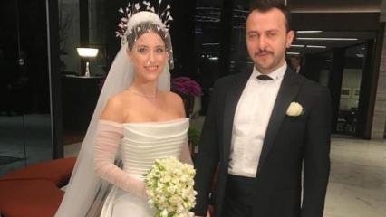 Hazal Kaya ve Ali Atay evlendi!