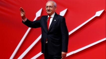 Kılıçdaroğlu'ndan Saadet Partisi'ne teşekkür