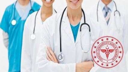 2019 Sağlık Bakanlığı 16 bin personel alımı! Kadro dağılımı ve başvuru şartları