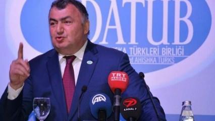 Dünya Ahıska Türkler Birliği Kocaeli'de