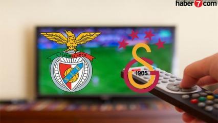 Galatasaray Benfica maçını şifresiz veren kanallar! GS-Benfica ücretsiz izle...