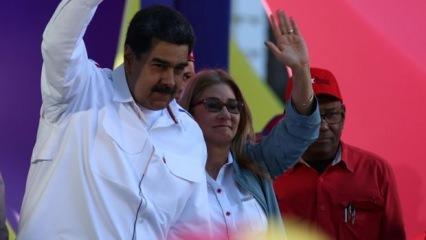 Venezuela'daki darbe girişimi çöktü