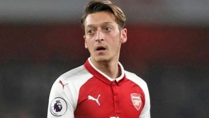 Mesut Özil: Biz Türkler tarihe açız!
