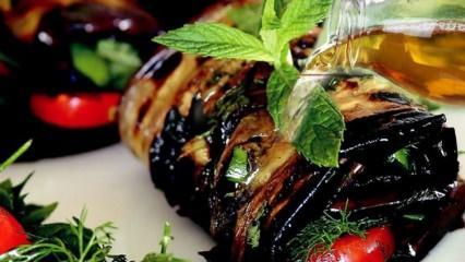 Patlıcanların çok fazla yağ çekmemesi için ne yapılır?
