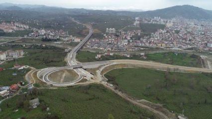Türkiye'nin en pahalı yolu hizmete giriyor