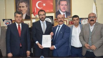 874 kişi partisinden istifa edip AK Parti'ye geçti