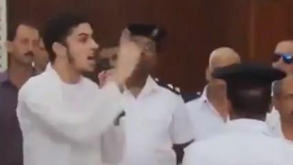 Mısır'da idam edilen gencin son sözleri vahşeti gözler önüne serdi!
