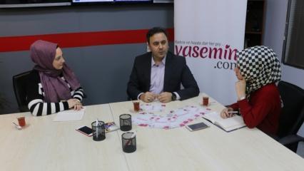 Ünlü türkücü Aydın Beyoğlu'ndan yasemin.com'a özel açıklamalar!