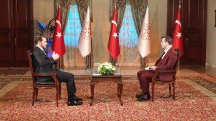 Bakan Albayrak'tan çarpıcı dolar açıklaması