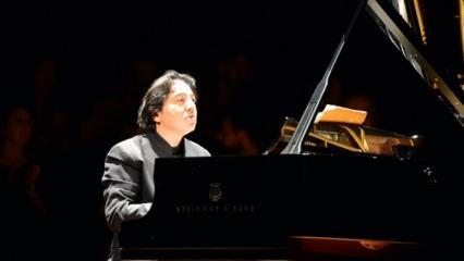 Ünlü piyanist Fazıl Say Almanya'da konser verdi!