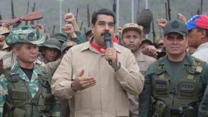 Venezuela'dan sürpriz hamle! Kapattılar