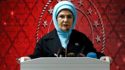 Emine Erdoğan: Çocuklar mesleki deneyimle erken yaşta tanışacak