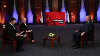 Erdoğan: Görüşmek istedi, 'biz sizi ararız' dedik
