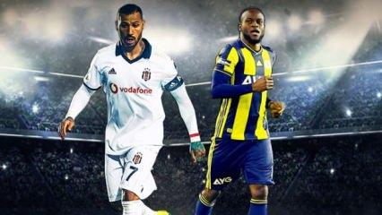Beşiktaş - Fenerbahçe derbisini dünya izleyecek