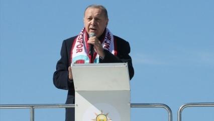 Cumhurbaşkanı Erdoğan'dan Ekrem İmamoğlu'nu terleten soru!